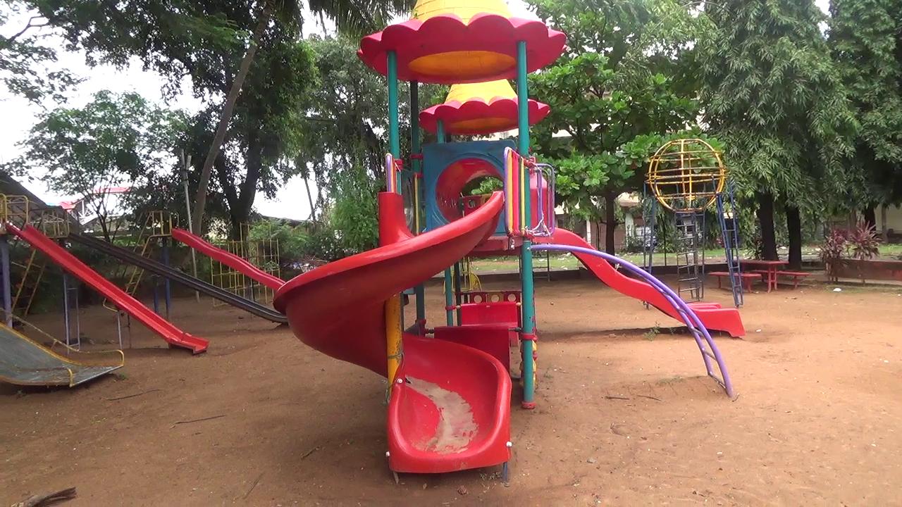 Vasco garden's in bad shapes; locals suffer