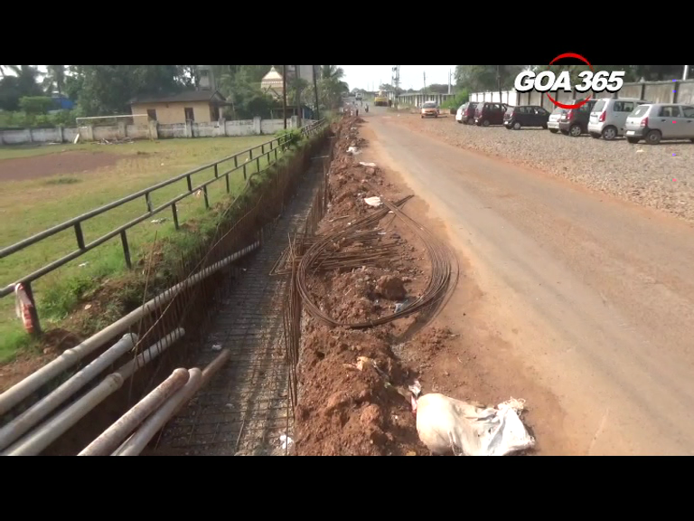 Vasco road work contract terminated for slow pace and shoddy work