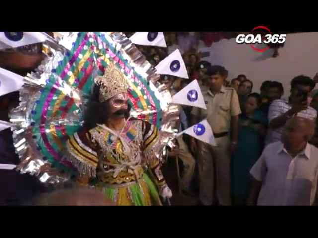 Veerbhadra festival celebrated in Sakhali
