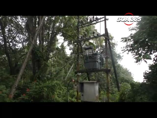 Velim locals unhappy with Electricity Dept