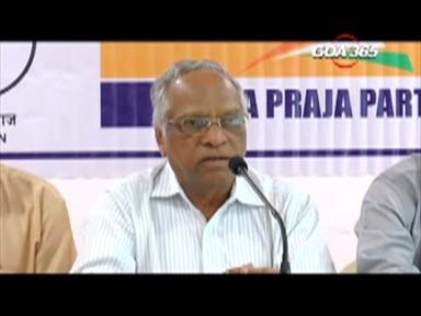 Velingkar fell prey to MGP pressure: Raut