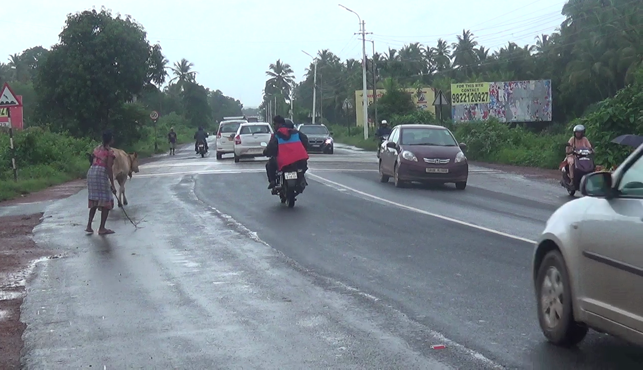 Verna'kars demands re-erection of speed breakers