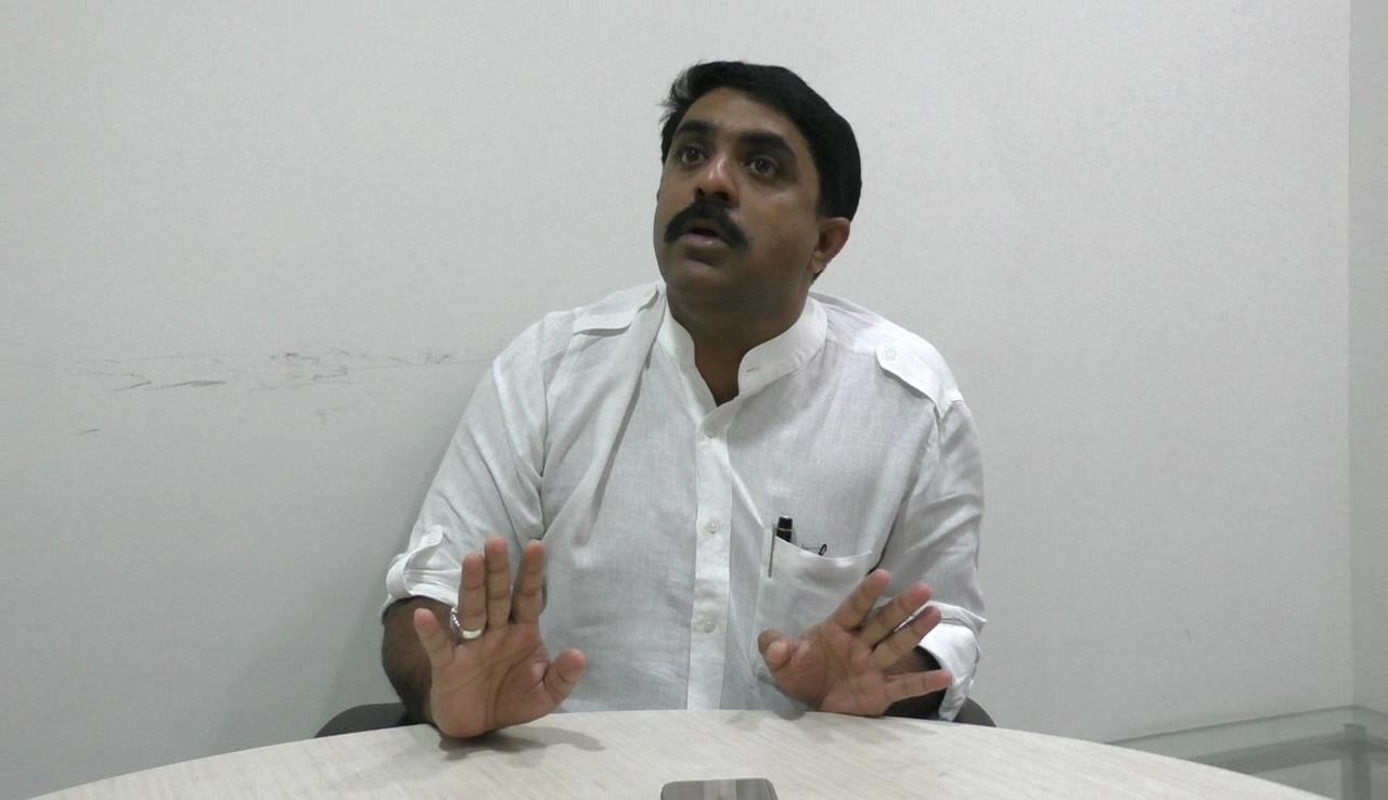 Vijai warns of giving up WRD if BJP releases Mhadei water beyond drinking purpose