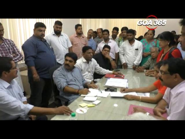 Vijai assures Cuncolim locals over highway realignment