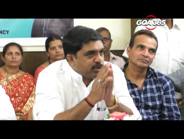 Vijai clarifies on Dubai office, says it's a platform for Goans in UAE