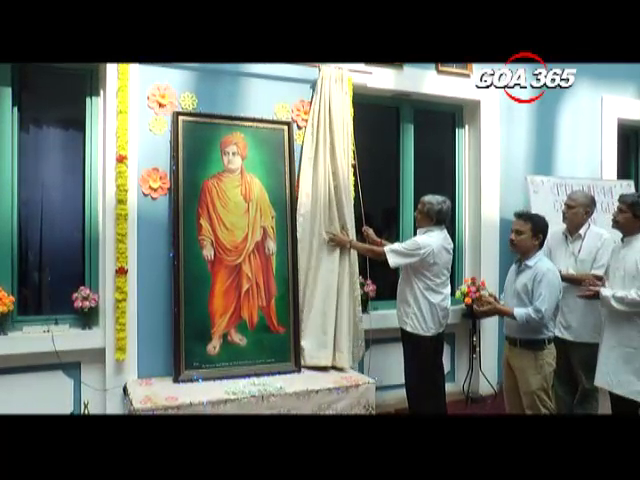Vivekanand birth anniversary  observed