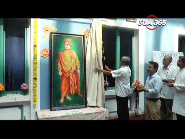 Vivekanand birth anniversary  observed