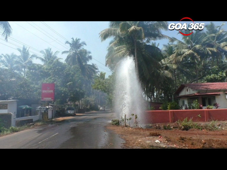 Siolim villagers irked over water shortage