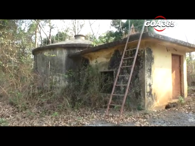 Water tank in bad shape: Deussuasa locals
