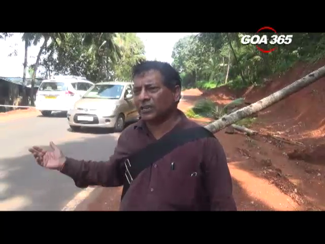 Weird accident raises questions on safety of National Highway