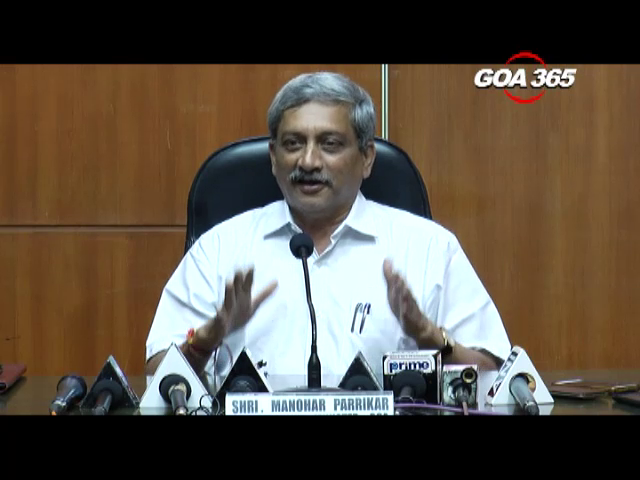 What can I do if somebody misuses my letter? : CM Parrikar
