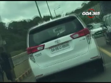What happens when a video of minister's car violating rules goes viral…