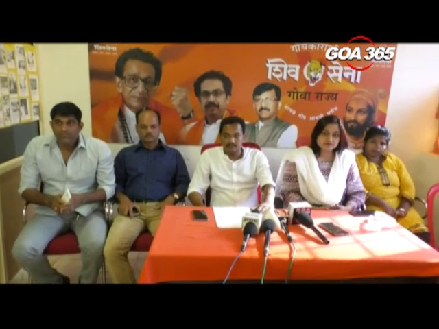 Why only contracts? Also outsource Goa Govt: Shiv Sena