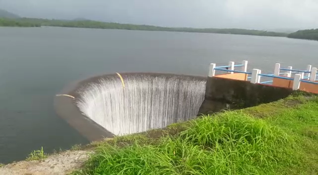 WRD warns people to be cautious while visiting the overflowing Selaulim Dam
