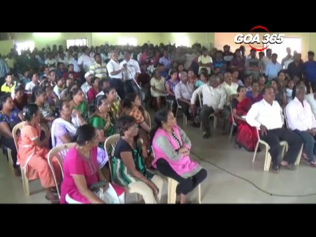 Xelvonn gram sabha demands revocation of coal project