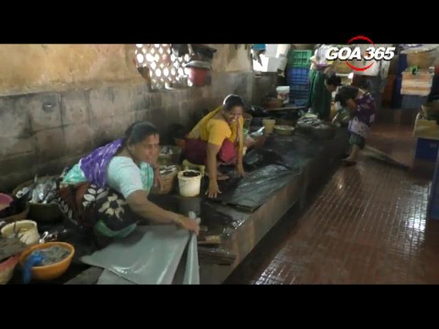 Yes, Baina needs a new fish market & it's urgent