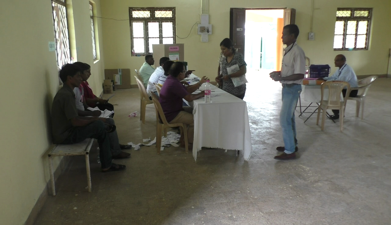 Young to old vote across all panchayats