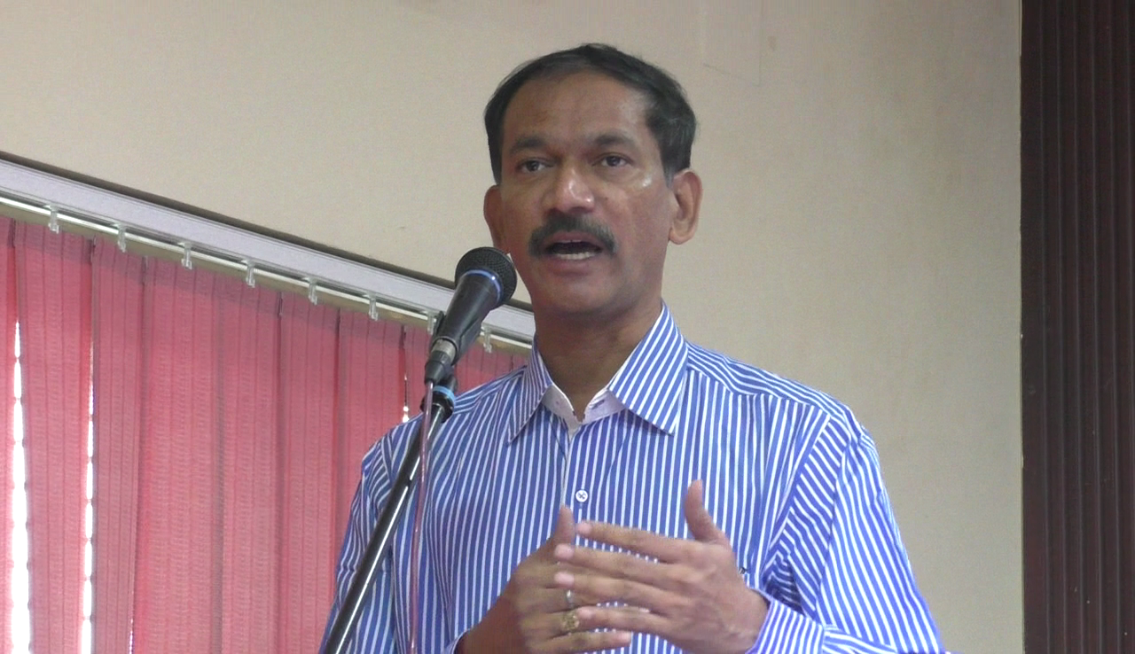 Youth Congress is no more 'leader-centric'; it is 'worker-centric': Girish