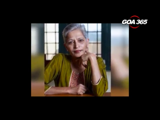Assassination of Gouri Lankesh