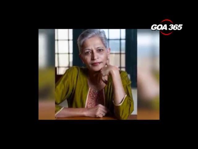 Assassination of Gouri Lankesh
