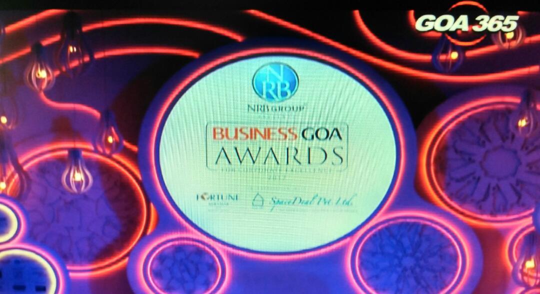 Business Goa Awards 2017