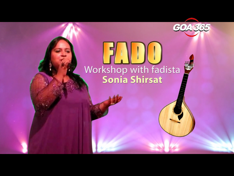 FADO - Planet J Workshop with Fadista Sonia Shirsat