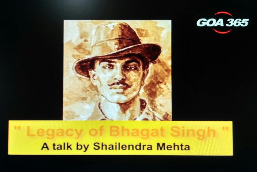 Legacy of Bhagat Singh