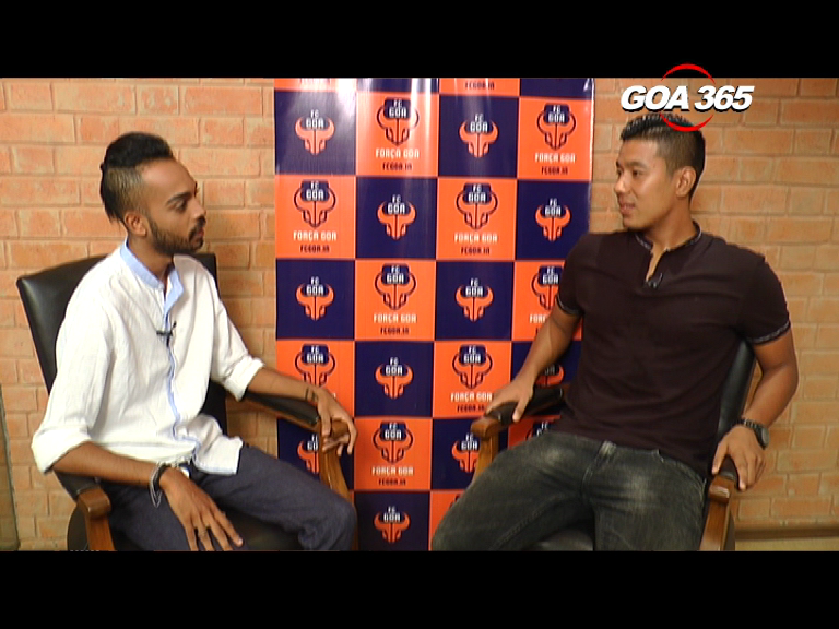 Sports Encounter with Chilengsana Singh