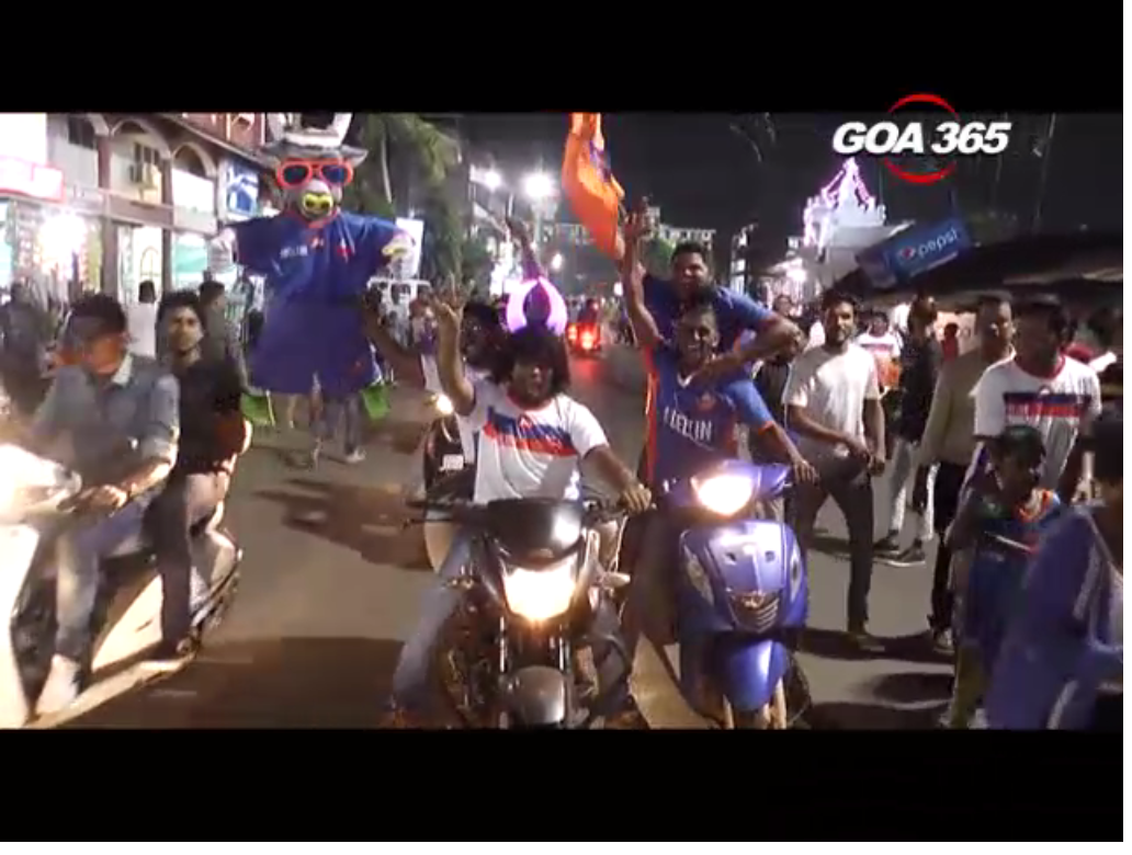Sports Encounter with Clinton D'Souza, speaks to FCGOA's fans and supporters.