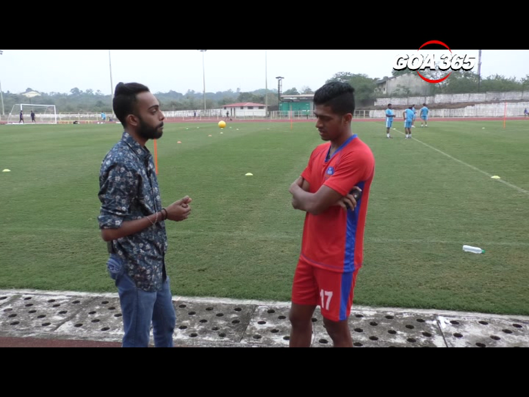 Sports Encounter with Fc Goa Stars