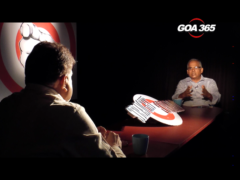 Straightforward – with Goa Forward General Secretary Mohandas Lolyekar on Political Strategy