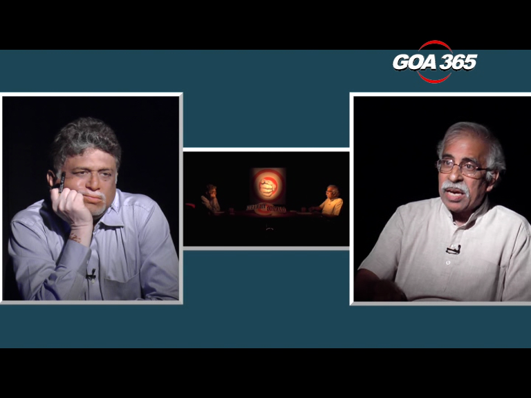 Straightforward - WHO STOPPED GOA'S MINING?